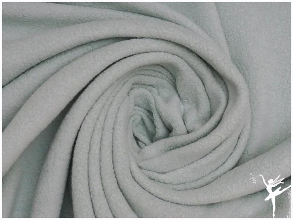 ÖKOTEX Baumwollfleece Salbei