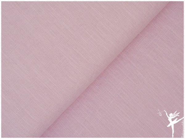 100 % reines Leinen helles Lavendel Damiel