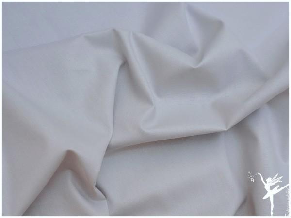 UNI Baumwolle Silbergrau (helles Grau)