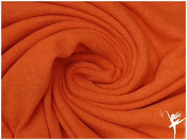 Bene ITALIEN Woll Strickstoff - Uni Orange