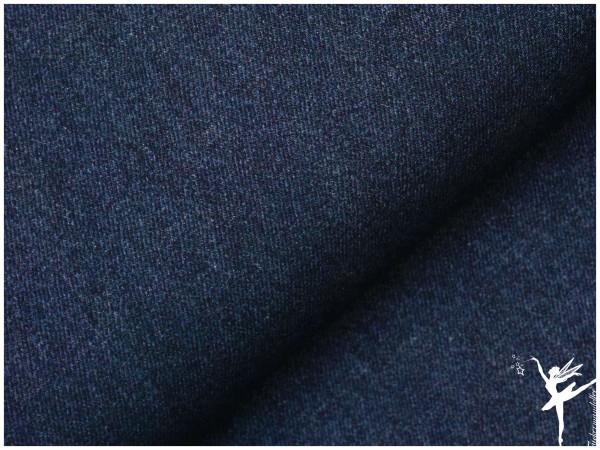 Gots Terry Sweat Jeans Blau