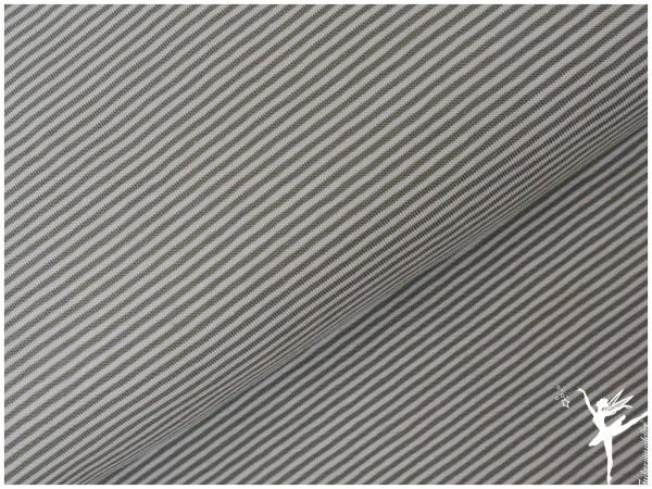 STENZO Ringel Jersey Minze/Weiß 2 mm Stripes