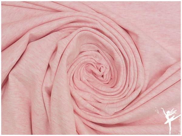 JARO Jersey meliert SOFT Rosa