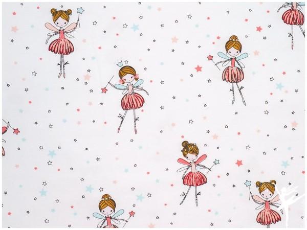 Ballerina Fee Jersey Weiß