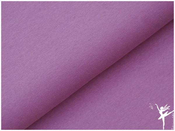 GOTS Bündchen UNI Lavendel