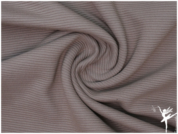 Ottoman Sommer Rib Sweat Taupe