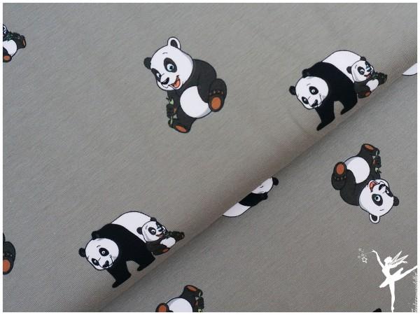 ! NEU 2018 ! Stenzo Panda Jersey grau