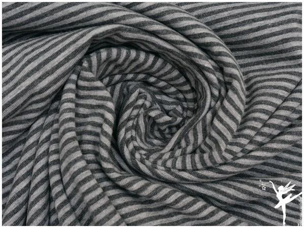 "STENZO Ringel Jersey Grau/dkl.Grau ""Mini Stripes"""