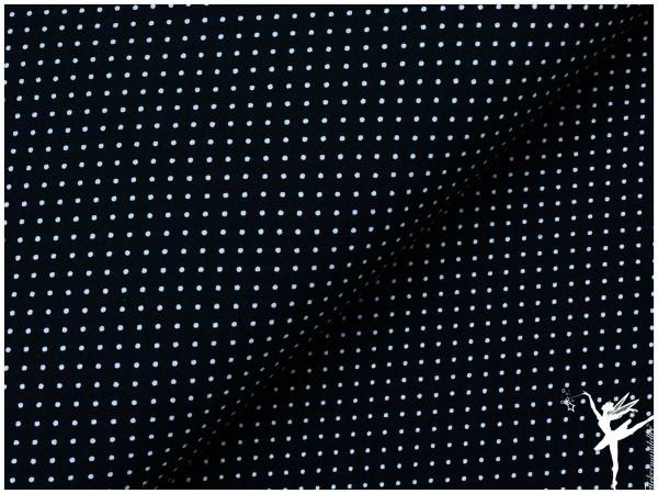STENZO Jersey Punkte Schwarz/Weiß