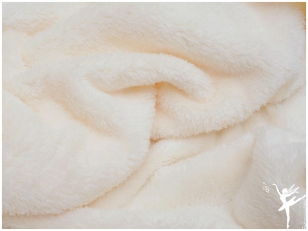 NEU! CREME Wellnessfleece BUTTERWEICH