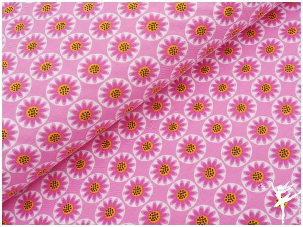 NEU! STENZO Sommer-Blumen Pink