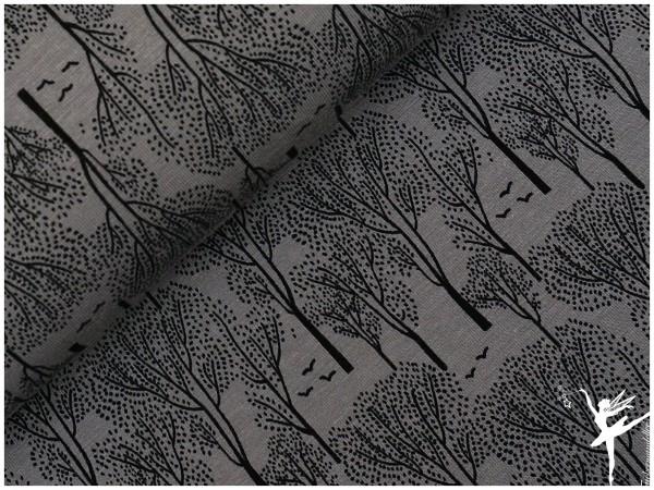 NEU !VICENTE Jersey Herbstbaum Grau