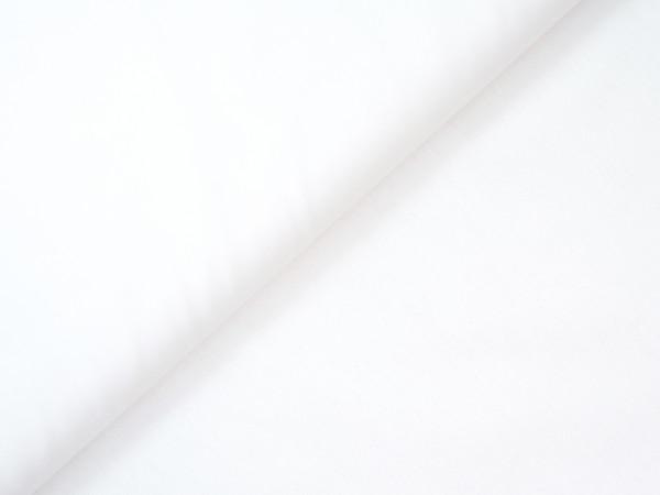 UNI Baumwolle Weiß