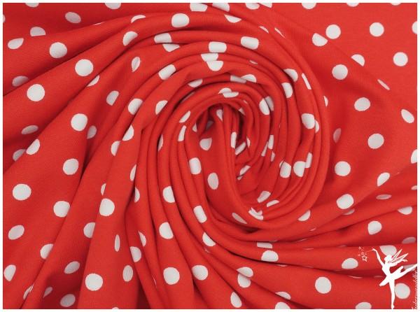 STENZO Jersey Fliegenpilz Rot/Weiß Punkte