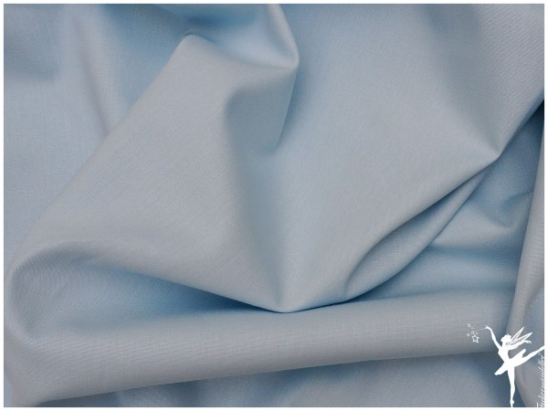UNI Baumwolle ICE BLUE