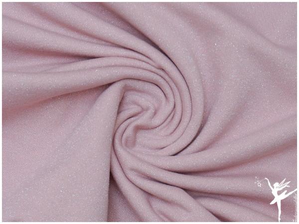 Glitzer Soft Sweat- Pastell Rosa