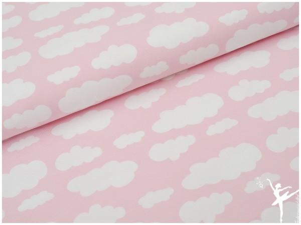 VERENA Jersey Wolken Rosa