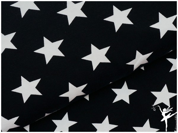 XL STARS STENZO Jersey Sterne Dunkelblau