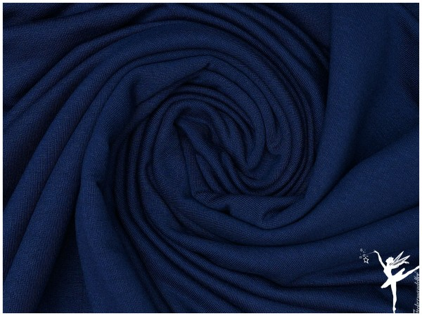 Modal Sweat Uni Blau